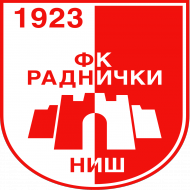 Badge/Flag Radnicki Nis