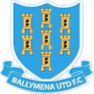 Badge/Flag Ballymena