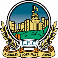 Badge/Flag Linfield FC