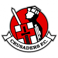 Badge/Flag Crusaders FC