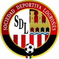 Badge/Flag SD Logroñés