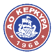 Badge/Flag Kerkyra