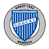 Badge/Flag Godoy Cruz