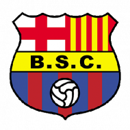 Badge/Flag Barcelona S.C