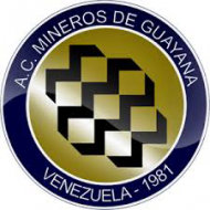 Badge/Flag Mineros de Guayana