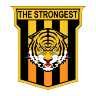 Badge/Flag The Strongest