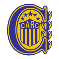 Badge/Flag Rosario Central