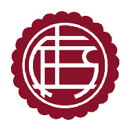 Badge/Flag Lanús