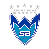 Badge/Flag Sport Boys Warnes