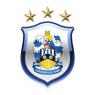 Escudo/Bandera Huddersfield Town