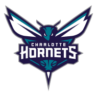 Badge/Flag Charlotte Hornets