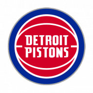 Badge/Flag Detroit Pistons