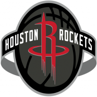 Badge/Flag Houston Rockets