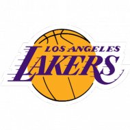 Badge/Flag Los Angeles Lakers