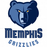 Badge/Flag Memphis Grizzlies
