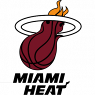 Badge/Flag Miami Heat