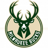 Badge/Flag Milwaukee Bucks