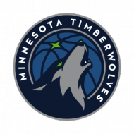 Badge/Flag Minnesota Timberwolves