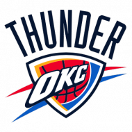 Badge/Flag Oklahoma City Thunder