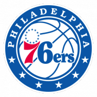 Badge/Flag Philadelphia 76ers