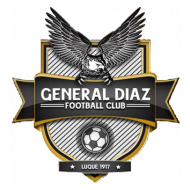 Badge/Flag General Díaz