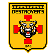Escudo/Bandera Club Destroyers