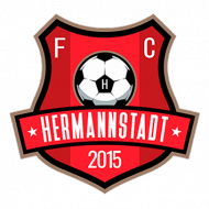 Badge/Flag FC Hermannstadt