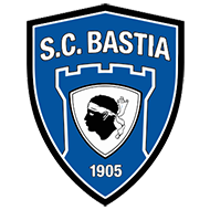 Badge/Flag Bastia