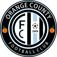 Escudo/Bandera Orange County FC