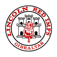 Badge/Flag Lincoln Red Imps
