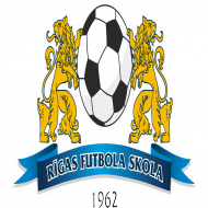 Badge/Flag Rigas Futbola Skola