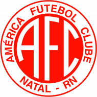 Badge/Flag América - RN