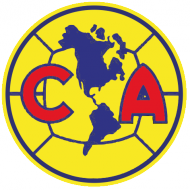 Badge/Flag América