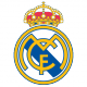 Badge / Drapeau Real Madrid