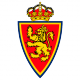 Real Zaragoza Shield / Flag