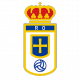 Badge/Flag Real Oviedo Vetusta