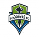 Badge/Flag Seattle Sounders