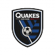 Badge/Flag San José Earthquakes