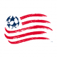 Badge/Flag New England Revolution