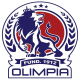 Badge/Flag Olimpia de Tegucigalpa