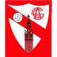 Escudo/Bandera Sevilla Atlético