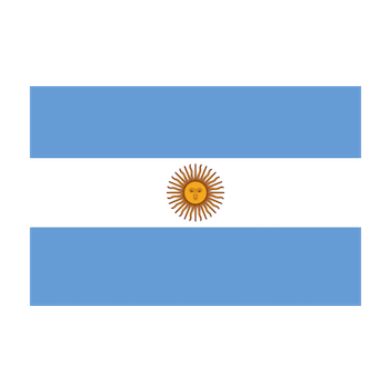 Badge/Flag Argentina