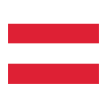 Flag for Austria