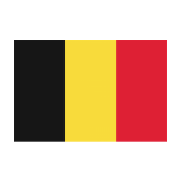 Badge/Flag Bélgica