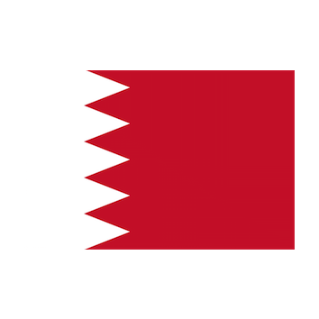 Badge/Flag Bahrain