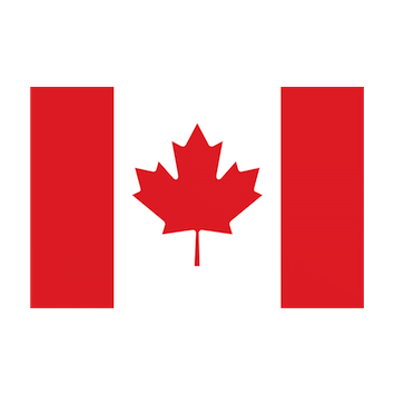 Badge/Flag Canada