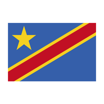 Badge RD Congo