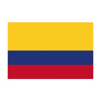 Badge Colombia