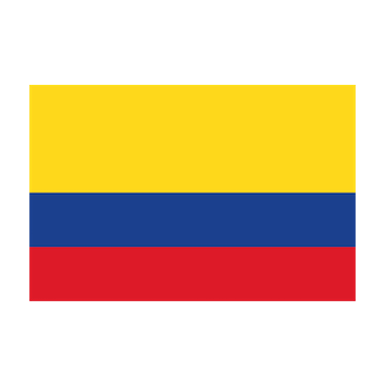 Flag for Ecuador