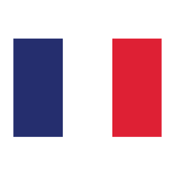 Badge/Flag Francia